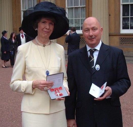 Fiona Grant and Tom Hooper